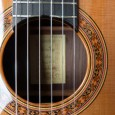 Great tone and exceptional playability.A fine concert guitar by one of Japan's top luthiers.