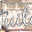 """The Toa Payoh Guitar Club's Annual """"Share Concert"""" is back. This year's event will feature performances from the NAFA Guitar Quartet."""