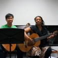 I visit Lasalle for the first time to work on some quartet material with Rick Smith, Stacey-Jane Douglas and James Heng.