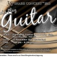 Remember to check out this annual concert by one of Singapore's most prominent and long-standing guitar clubs.