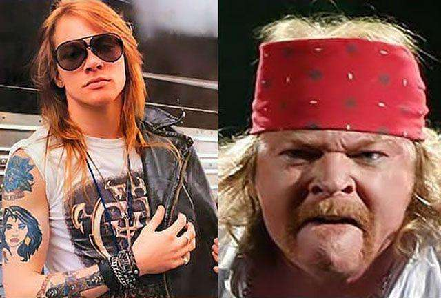 Android is the Axl Rose of smartphone operating systems. It starts out hot, but goes down hill really fast.
